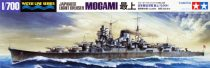 Tamiya IJN JAPANESE LIGHT CRUISER MOGAMI makett