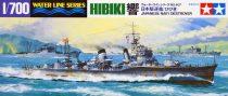 Tamiya IJN JAPANESE NAVY DESTROYER HIBIKI makett