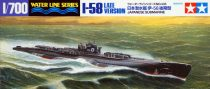 Tamiya IJN JAPANESE NAVY SUBMARINE I-58 LATE makett