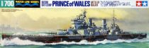 Tamiya British Battleship Prince of Wales makett