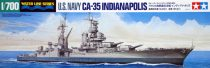 Tamiya US NAVY CA-35 INDIANAPOLIS makett