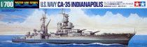 Tamiya US NAVY CA-35 INDIANAPOLIS makett