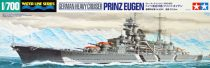 Tamiya GERMAN HEAVY CRUISER PRINZ EUGEN makett