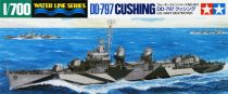 Tamiya US NAVY DESTROYER DD-797 CUSHING makett