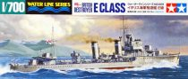 Tamiya BRITISH NAVY DESTROYER E CLASS makett