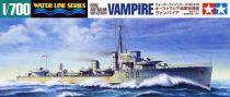 Tamiya AUSTRALIAN NAVY DESTROYER VAMPIRE makett
