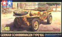 Tamiya German Schwimmwagen Type 166 makett