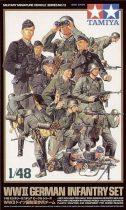 Tamiya WWII German Infantry Set