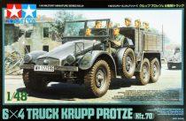 Tamiya German 6x4 Truck Krupp Protze L2H143 makett