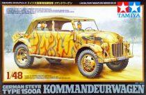 Tamiya German Steyr 1500 Kommandeurwagen makett
