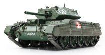 Tamiya Crusader Mk.III British Cruiser Tank Mk.VI makett