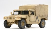 Tamiya US Modern 4x4 Utility Vehicle makett