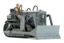 Tamiya Komatsu G40 Bulldozer makett