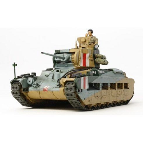 Tamiya Matilda Mk.III/IV tank makett