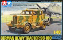 Tamiya German Heavy Tractor SS-100 makett