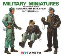 Tamiya German Army Tank Crew