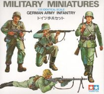 Tamiya German Army Infantry