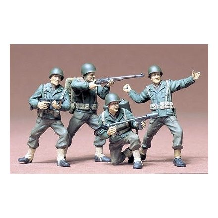 Tamiya U.S. Army Infantry Kit