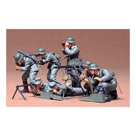 Tamiya German Machine Gun Troops Kit