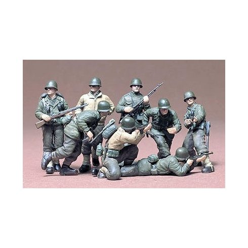 Tamiya U.S. Infantry Eur Theater Kit