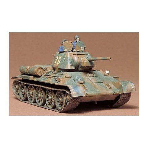 Tamiya Russian T34/76 1943 Tank makett
