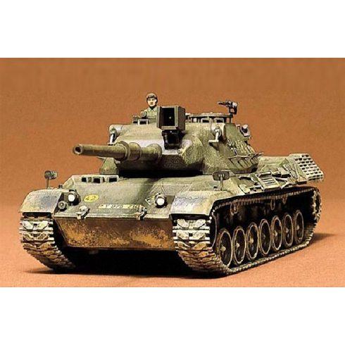 Tamiya German Leopard Med Tank makett