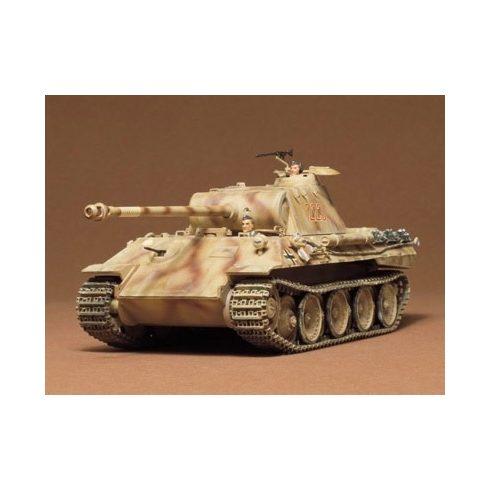 Tamiya German Panther Ausf A makett