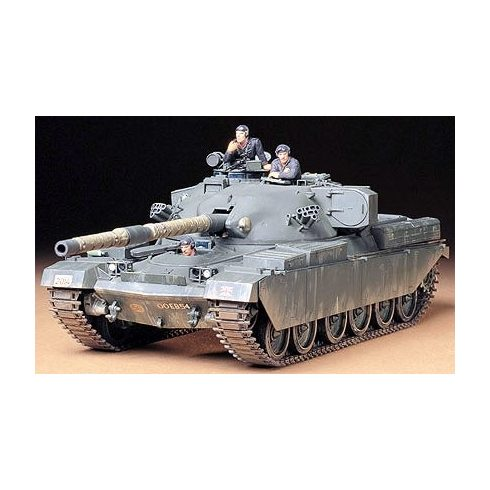 Tamiya British Chieftain Mk 5 Tank makett