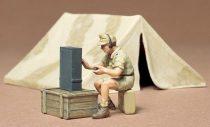 Tamiya Tent Set