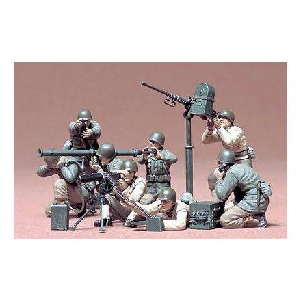 Tamiya U.S. Gun and Mortar Team Kit