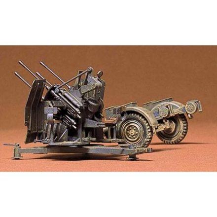 Tamiya German 2cm Flakvierling 38 makett