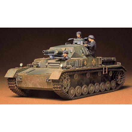 Tamiya German Pzkpw IV AusfD makett