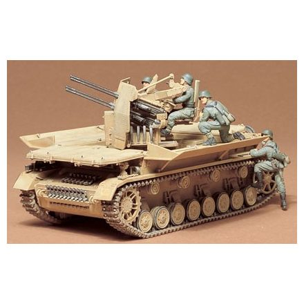 Tamiya German Flakpanzer Mobelwagen Kit makett