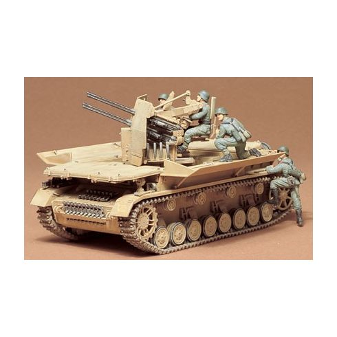 Tamiya German Flakpanzer Mobelwagen Kit makett