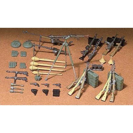 Tamiya German Infantry Weapons Set