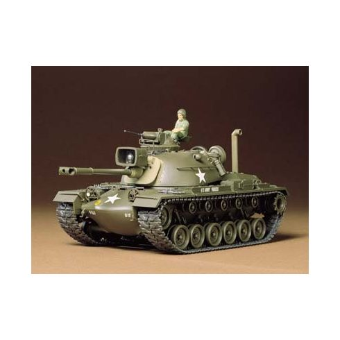 Tamiya U.S. M48A3 Patton makett