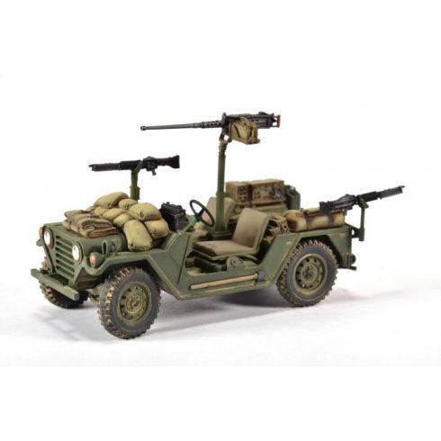 Tamiya U.S. M151A2 Ford Mutt makett