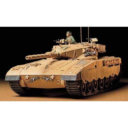 Tamiya Israeli Merkava MBT makett