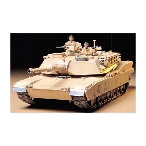 Tamiya US ABRAMS M1A1 makett