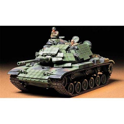 Tamiya US MARINE M60A1 makett