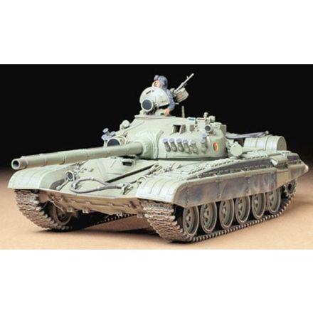 Tamiya Russian Army Tank T72M1 makett