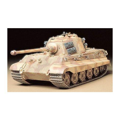 Tamiya German King Tiger Production Turret makett