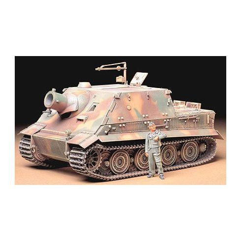 Tamiya 38cm Assault Mortar Sturmtiger makett