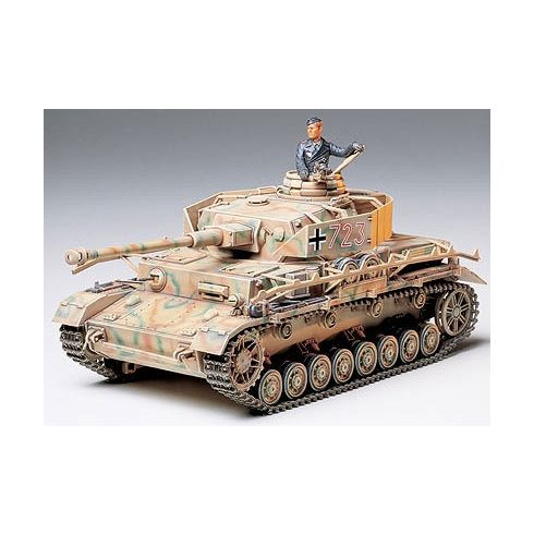 Tamiya German Panzer IV Type J makett