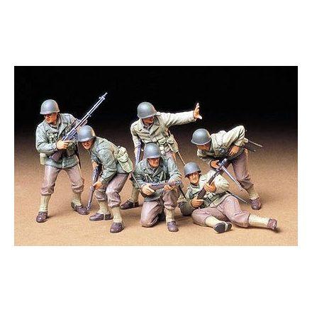 Tamiya U.S. Army Assault Infantry Set