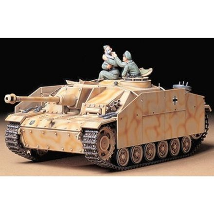Tamiya Sturmgeschutz III Ausf G Early makett
