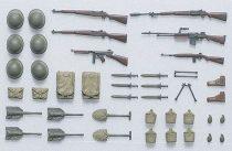 Tamiya U.S. Infantry Equipment Set