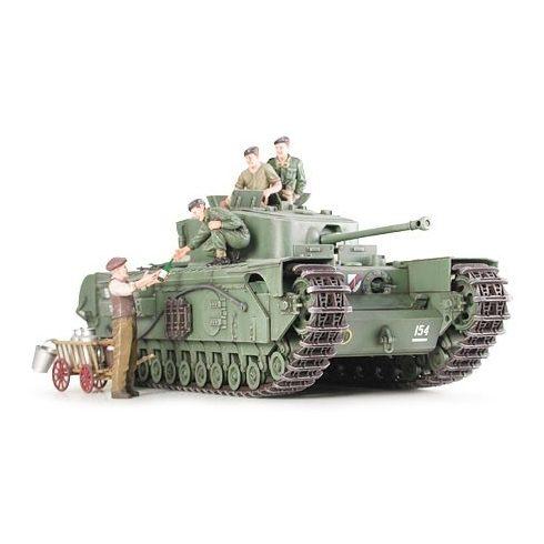 Tamiya British Churchill Mk.VII makett