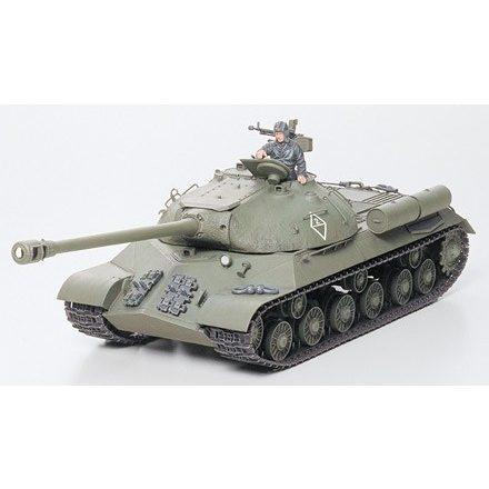 Tamiya Russian Heavy Tank Stalin JS3 makett