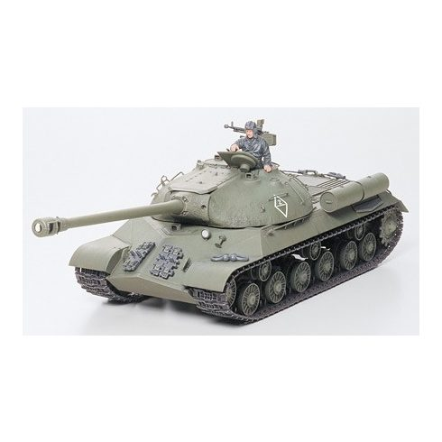 Tamiya Russian Heavy Tank Stalin JS3 makett